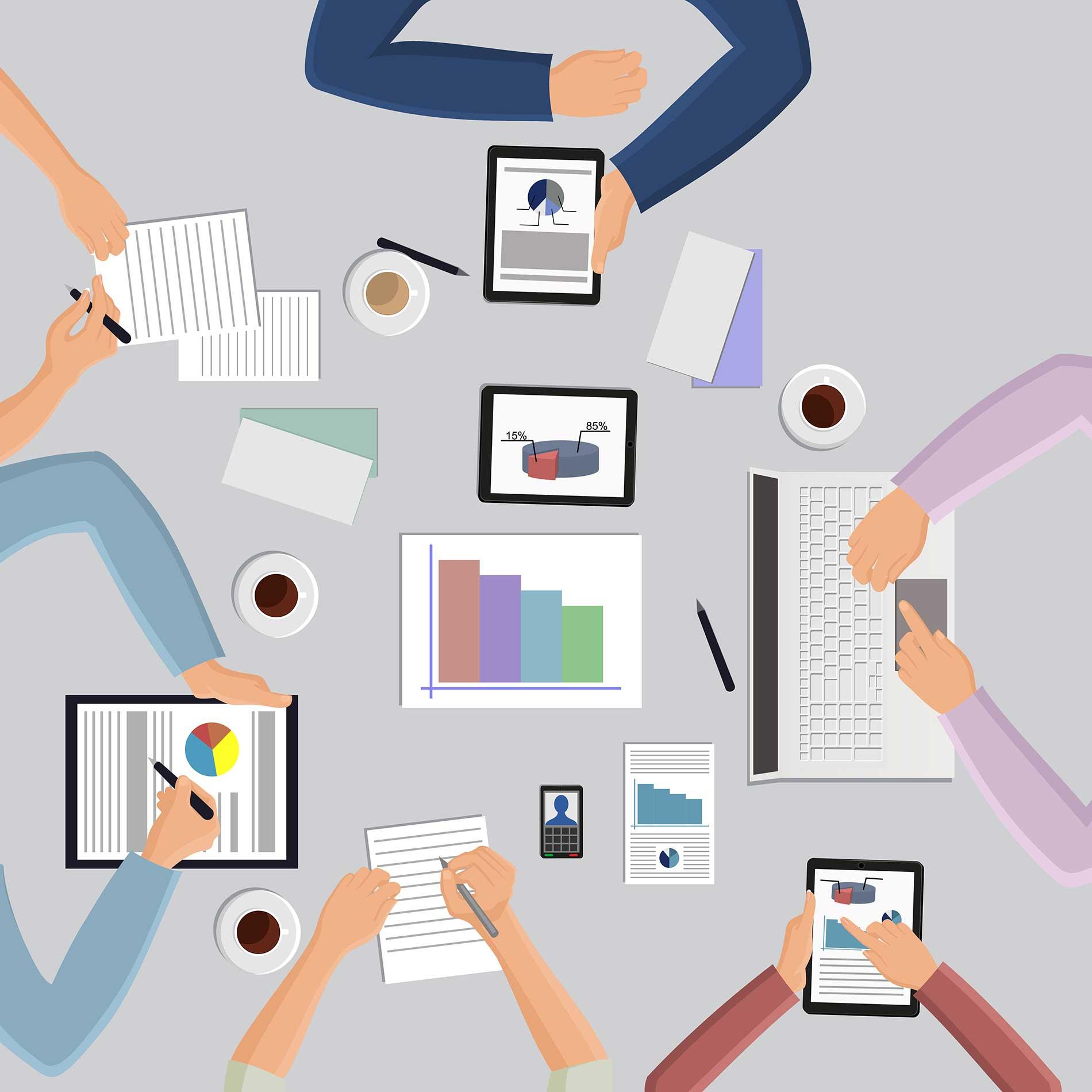 Quais os softwares mais utilizados para gerenciamento de projetos?